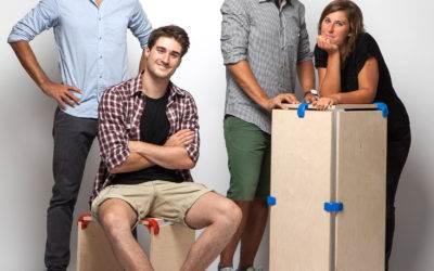 Playwood, il design dei giovani