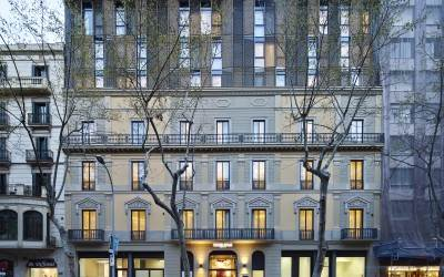 Hotel Vincci Gala Barcelona – TBI Architecture & Engineering