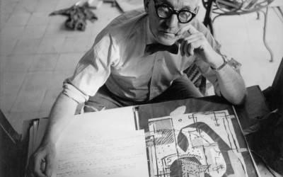 L'architetto nato nel passato che vive ancora nel presente