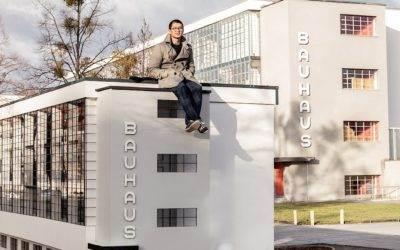 Una Tinyhouse per il centenario del Bauhaus