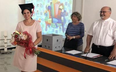 Una nuova Tesi di Laurea per l'Università di Design Polo Michelangelo