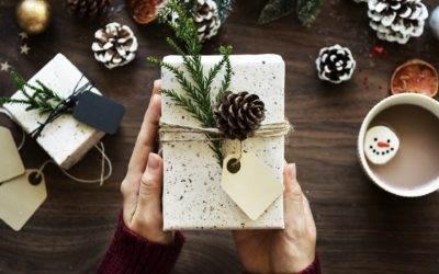 Chiara… alla ricerca di tendenze natalizie!