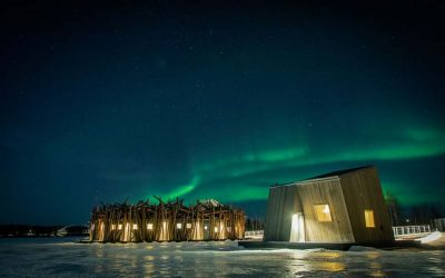 Un tuffo nell'Artico