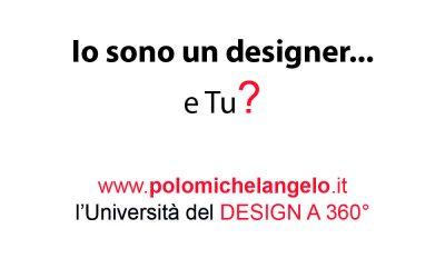 Io sono un Designer… e Tu?