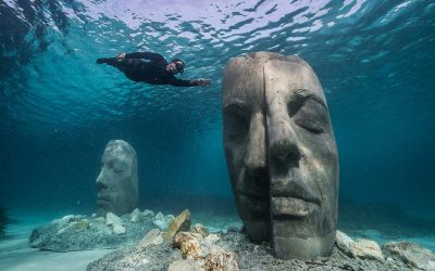 Il nuovo museo sottomarino di Cannes